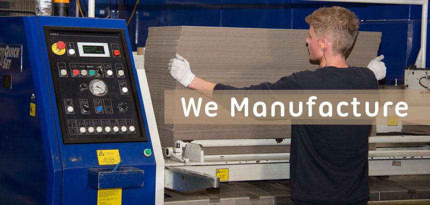 corrugated carton manufactures